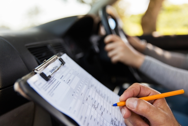 How to pass: driving test tips