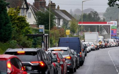 The fuel crisis: the affect on driving lessons